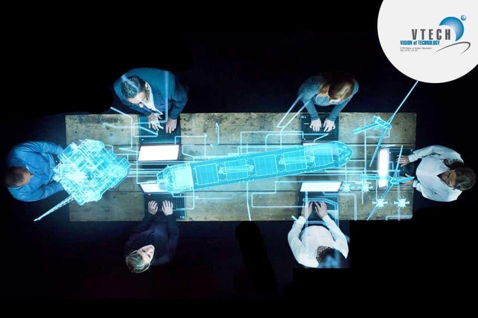 3D liman otomasyonu